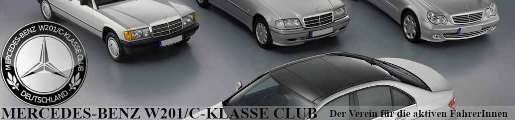 Mercedes-Benz W201/C-Klasse Club e.V.